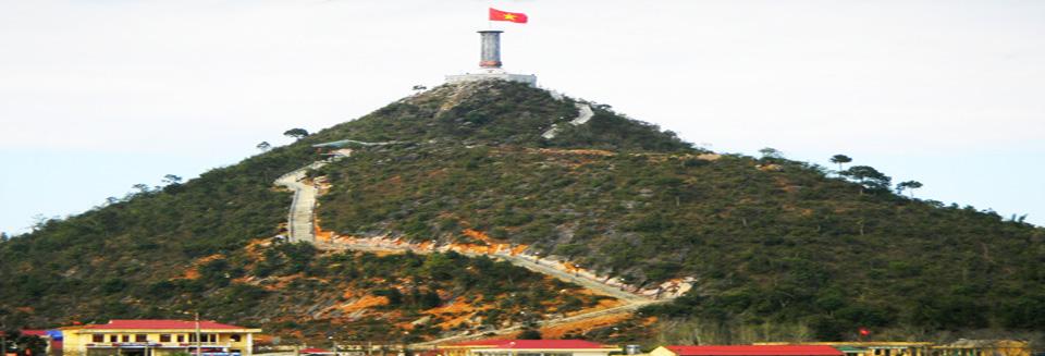 Cột cờ quốc gia Lũng Cú