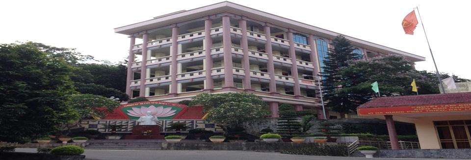 Trụ sở làm việc thường trực Tỉnh ủy Hà Giang