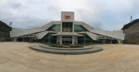 Khánh thành công trình Nhà liên hợp Cửa khẩu Quốc tế Cầu treo kết hợp Quốc Môn