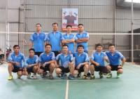 Ra mắt câu lạc bộ cầu lông xây lắp 3